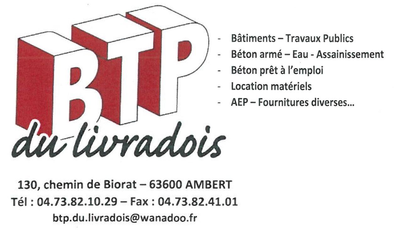 BTP LIVRADOIS